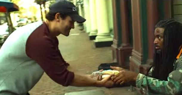 One Act Of Kindness Leads To Another In This Inspiring Video